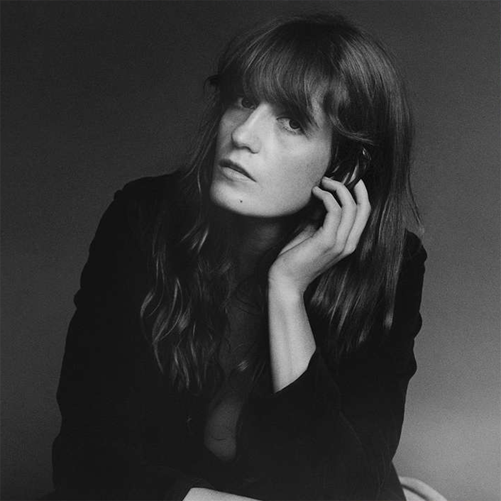 Florence Welch fotografiada per Tom Beard